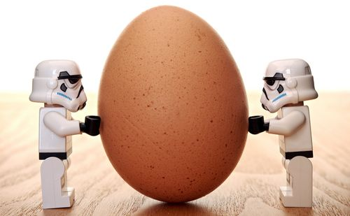 Stormtrooper egg